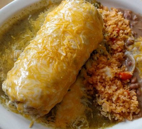 Best Wet Burrito Grand Rapids Michigan